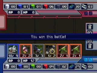 Screenshot Thumbnail / Media File 1 for Digimon World 3 [U]